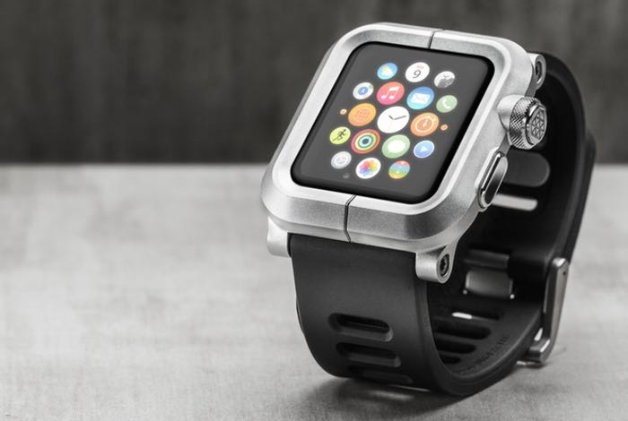 UNATIK Epik Rugged Outer For Apple Watch