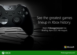 Xbox Gamescom 2015 Briefing Date Announced