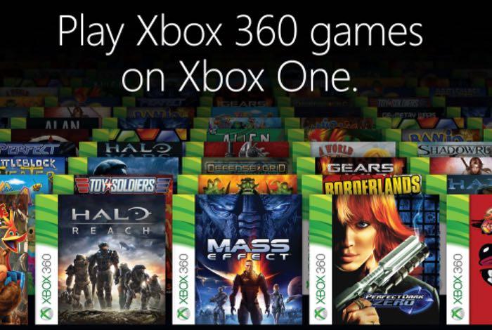 Xbox One Backward Compatibility