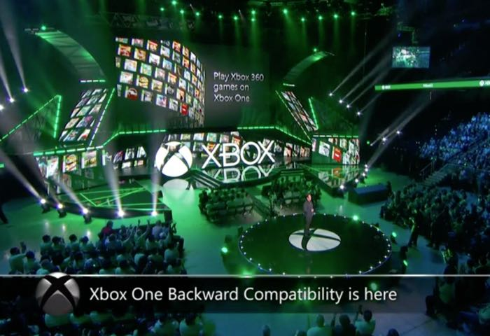 Xbox One Will Soon Support Xbox 360 Games