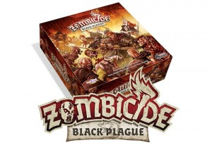 Zombicide Black Plague Board Game Passes $1.5 Million On Kickstarter (video)