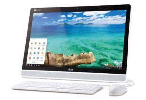 Acer Chromebase Touchscreen All-in-one Desktop Available Next Month From $430