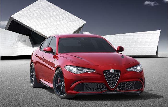 Alfa Romeo Giulia Sedan