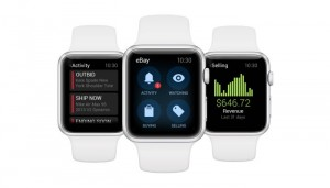 eBay Apple Watch App Lets You Track Your Buying And Selling