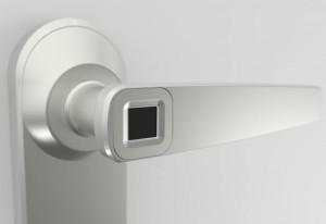 fingerprint smart lock-1