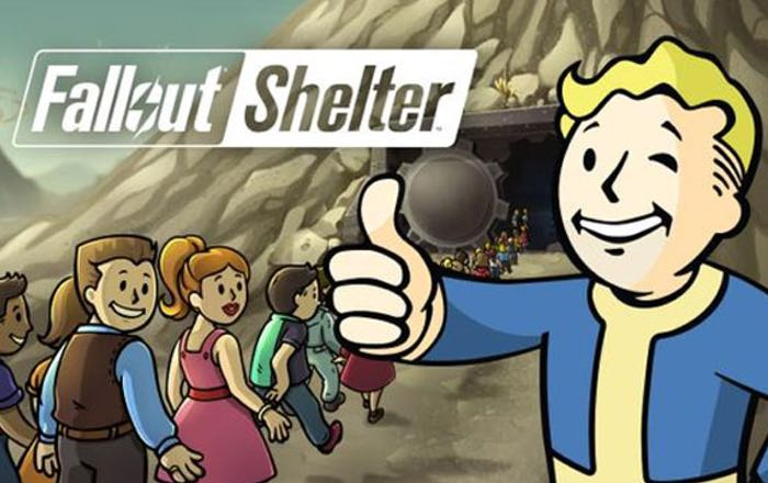 iOS Fallout Shelter