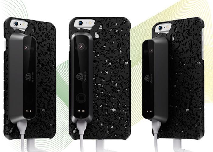 iSense 3D Scanner For iPhone 6 And 6 Plus