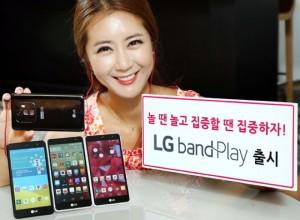 LG Band Play Smartphone Announced In Korea