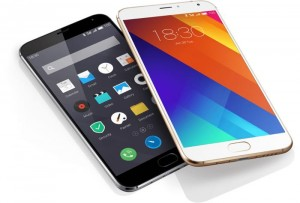 Meizu MX5 Android Smartphone Gets Official