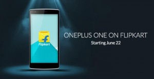 OnePlus One Now Available From FlipKart