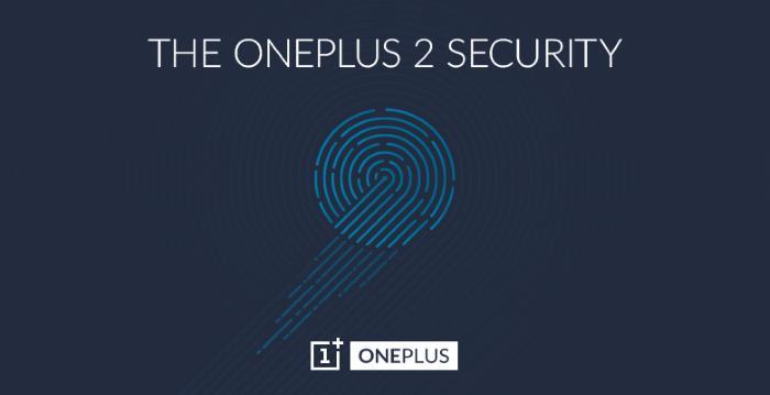 OnePlus 2 Will Feature a Fingerprint Sensor