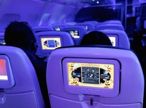 Virgin America's New Entertainment System Is Built On Android (Video)