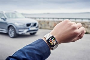 Volvo's news On Call App to Support Apple Watch and Android Wear