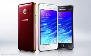 Samsung Tizen Smartphones