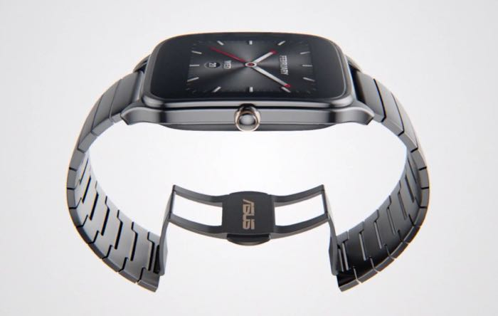Asus ZenWatch 2 In Action (Video)