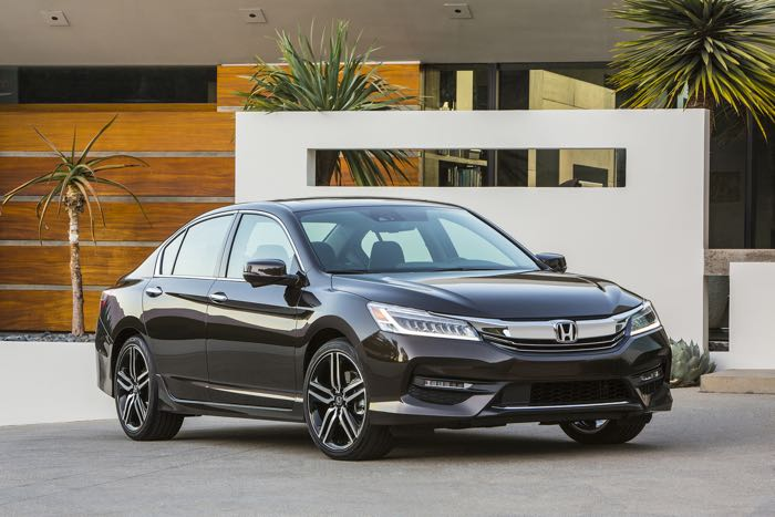2016 Honda Accord Supports Apple Car Play And Android Auto