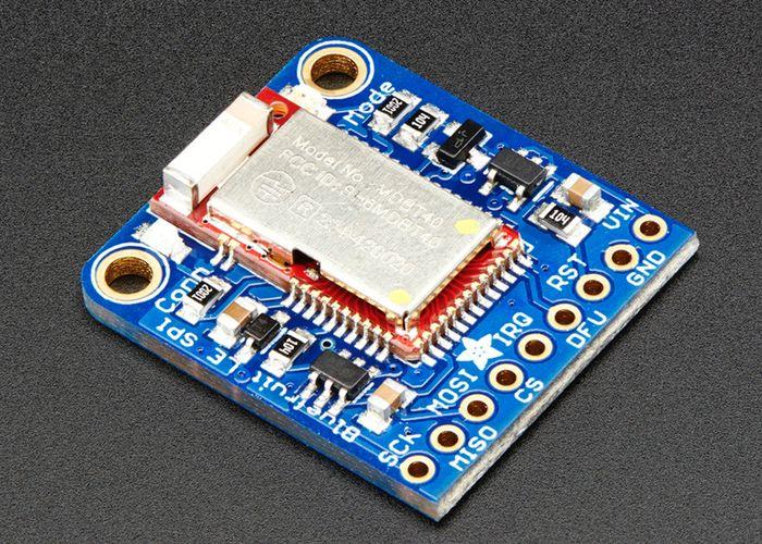 Adafruit Bluefruit LE SPI Friend Bluetooth Low Energy Board