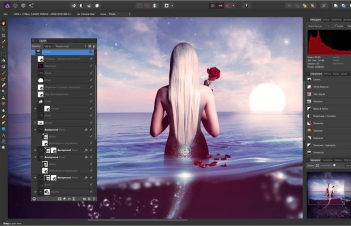 Affinity Photo Awesome Photoshop Alternative Mac Software Launches For £29