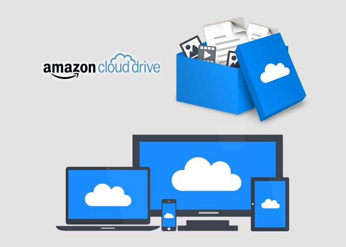 Amazon Cloud Drive Mobile Apps