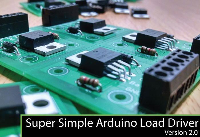 Arduino Load Driver