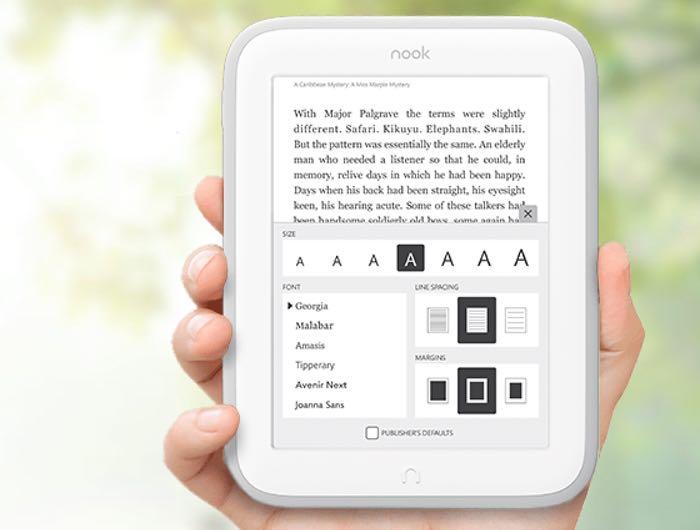 Barnes & Noble Closes International Nook Store