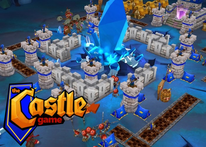 Castle Game PS4