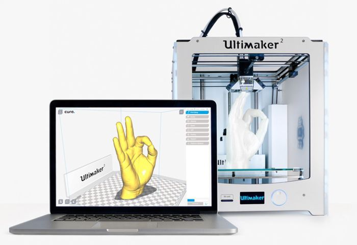 Cura 3D Printing Software