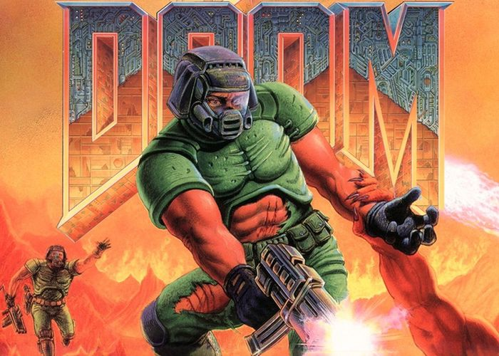DOOM Raspberry Pi