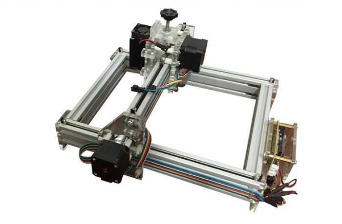 Desktop Laser CNC Machine