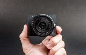 E1 Camera 4K Ultra HD Interchangeable Lens Camera Hits Kickstarter (video)