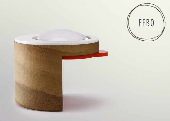 FEBO Lets You Engrave Using The Power Of The Sun (video)