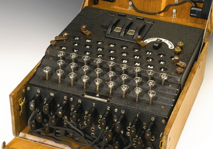 Enigma Coding Machine