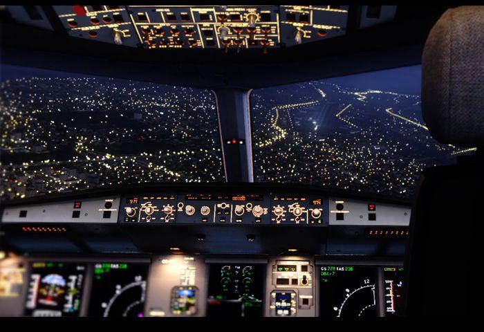 Flight Simulator X Oculus Rift