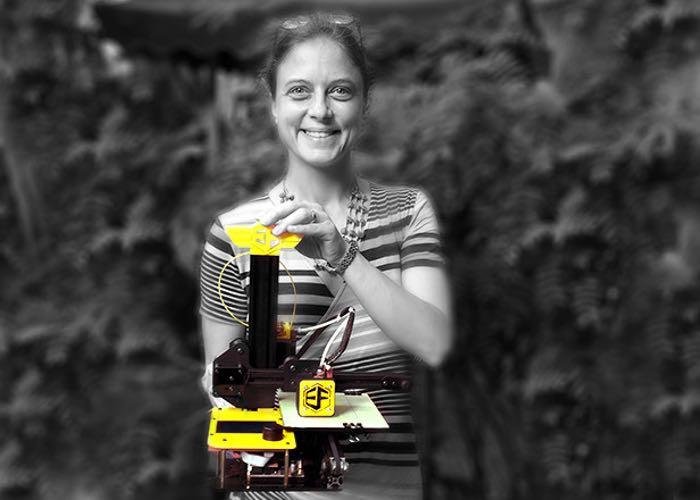 Freaks3D Portable 3D Printer
