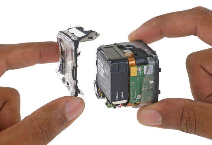 GoPro Session Action Camera Teardown