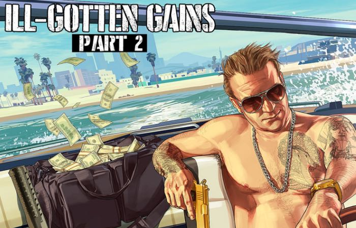 Grand Theft Auto Online Ill Gotten Gains Part 2