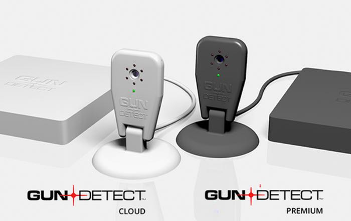 New GunDetect Smart Camera