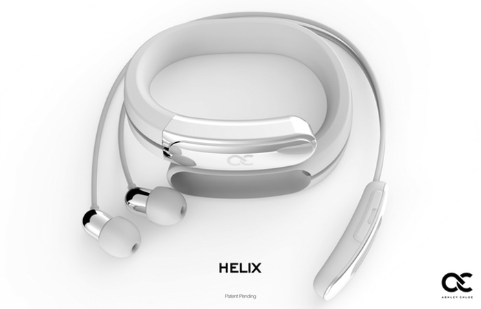 HELIX Bluetooth Headphones