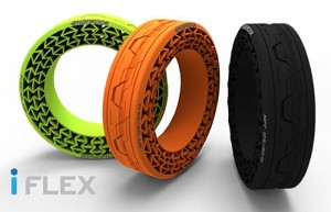 Hankook High-Speed Airless Tires