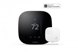Ecobee3 Siri Controlled HomeKit Thermostat Now Available For $249