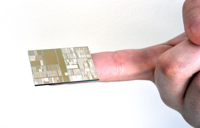 IBM Developing Ultradense Computer Chips