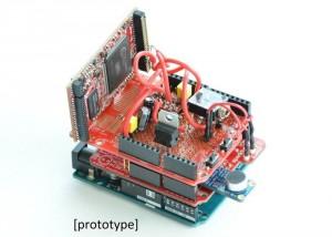 MOVI Standalone Arduino Voice Control Shield