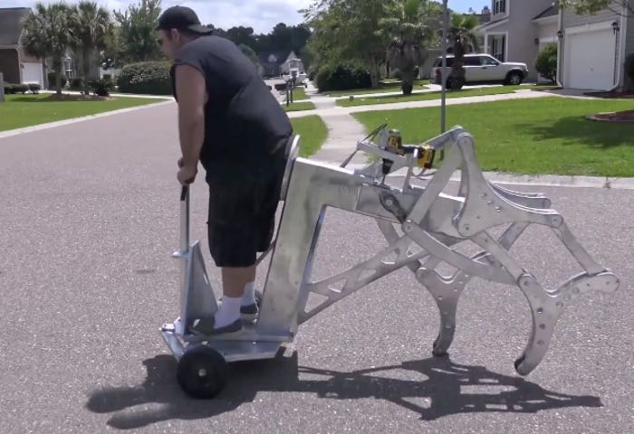 Mechanical Walker