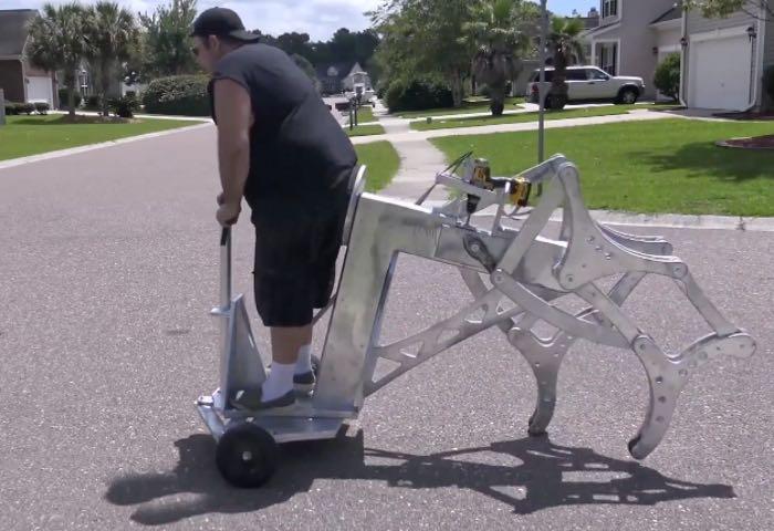 Mechanical Walker