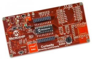 Microchip Curiosity Development Board