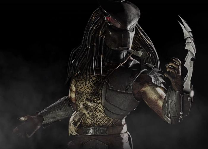 Mortal Kombat X Official Predator