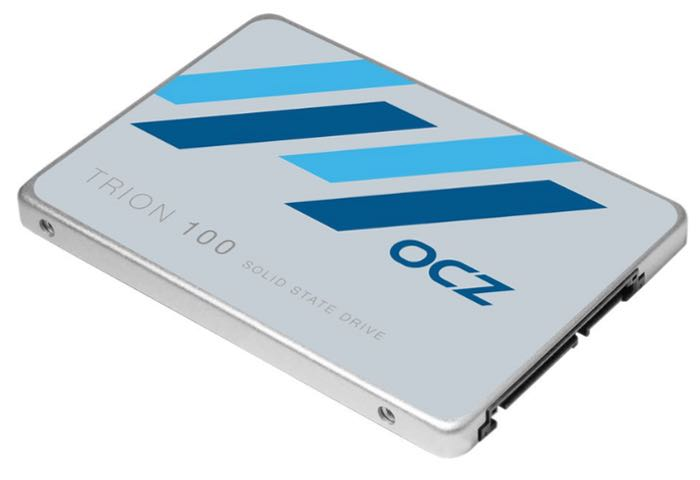 OCZ Trion 100 line solid state disk (SSD)