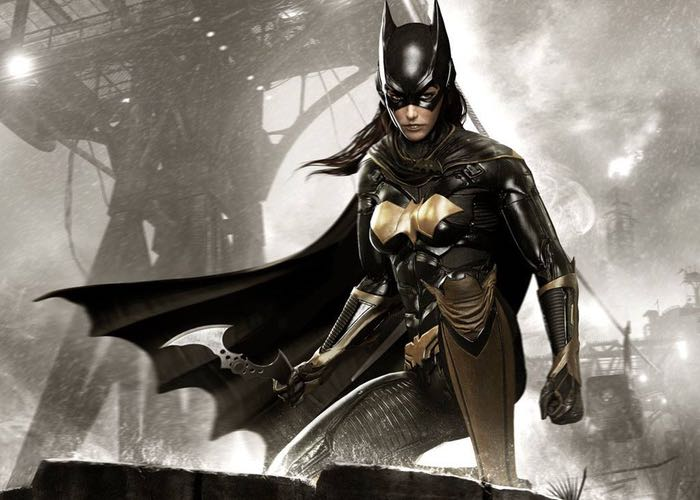 PS4 Batman Arkham Knight Batgirl Trailer