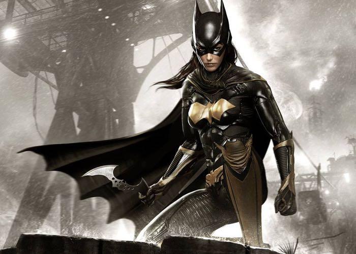 PS4 Batman Arkham Knight Batgirl Trailer
