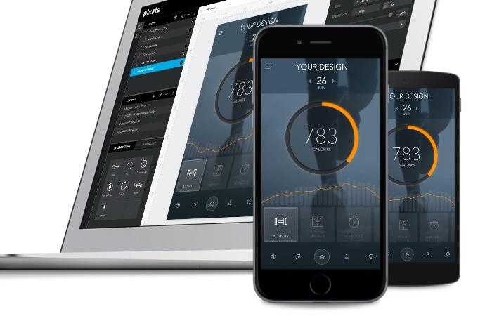 Pixate Mobile App